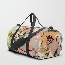 Dreaming Naive Duffle Bag