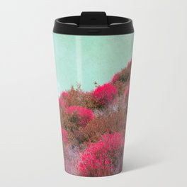 the hill Travel Mug