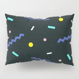 Memphis pattern 53 Pillow Sham