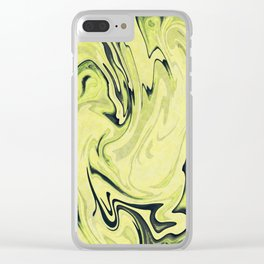 Abstract Painting X 8 Clear iPhone Case