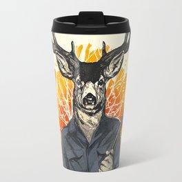 Deer Revenge Travel Mug