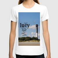lucy T-shirts featuring Lucy by KimberosePhotography
