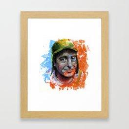 El Chavo del 8 Framed Art Print