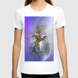 apple blossoms in spring -2- T-shirt