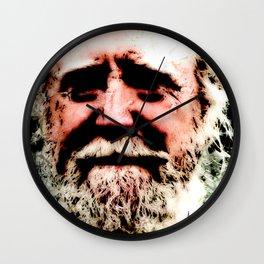 Walking Dead: Hershel 3 Wall Clock