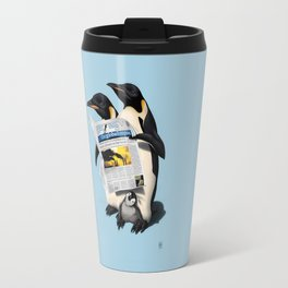 Read All Over (Colour) Travel Mug