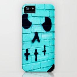 Graffito iPhone Case