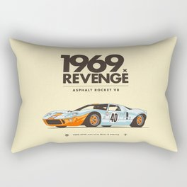 1969 Rectangular Pillow