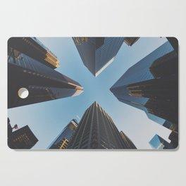 NYC Skyscrape Cutting Board