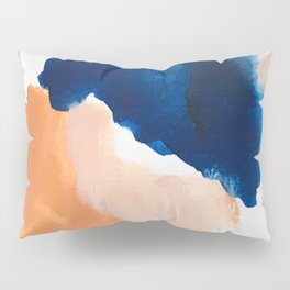 thursday afternoon: abstract painting Pillow Sham
