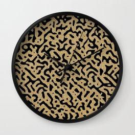 Goldie Leo Wall Clock