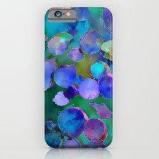Colored Wood Pile 3 iPhone 6 Slim Case