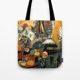Gumball Golden Hour Tote Bag