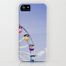 Carefree Summer of Love II iPhone Case
