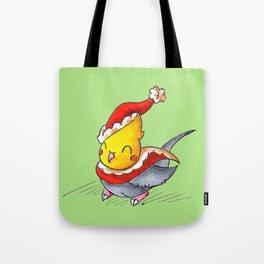 Santa Tiel Tote Bag