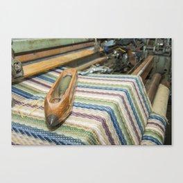 Coldharbour Shuttle Canvas Print