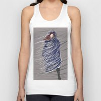 storm Tank Tops featuring Storm by Mayacoa