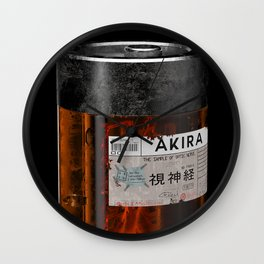 Akira - Optic Nerve Jar Wall Clock