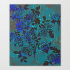 Royal Roses Canvas Print