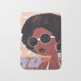 Afro 74 Bath Mat