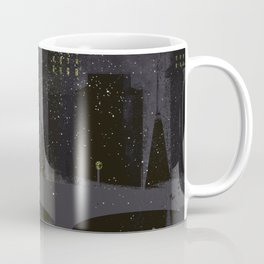 Edinburgh by night Coffee Mug