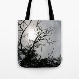 Silhouette Nightshine Tote Bag