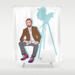 The film-maker Shower Curtain