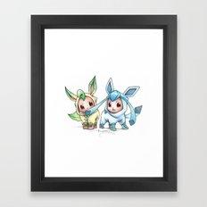 Brotherly Love Framed Art Print
