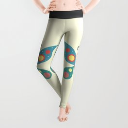 Colorful butterfly Leggings