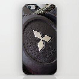 Mitsubishi Lancer Evolution X Wheel iPhone Skin