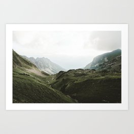 Beam Landscape Photography Kunstdrucke