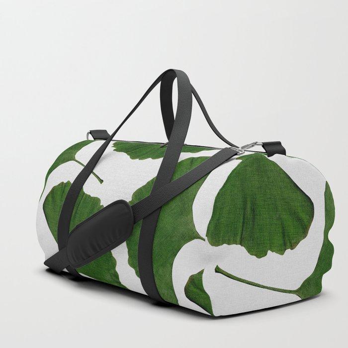 Ginkgo Leaf II Duffle Bag