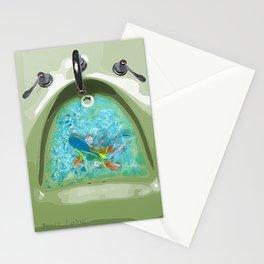 Aquarium I  Stationery Cards