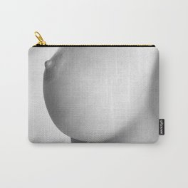 Just a Breast Carry-All Pouch