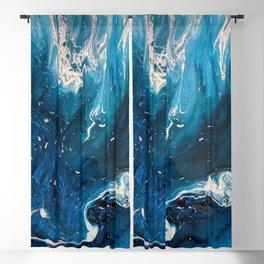 Ocean waves Blackout Curtain