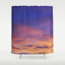 COME AWAY WITH ME - Autumn Sunset #1 #art #society6 Shower Curtain