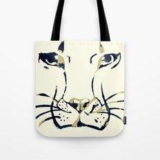 King of Beasts Tote Bag