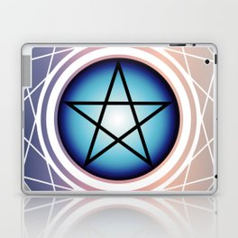 The Pentagram Laptop & iPad Skin