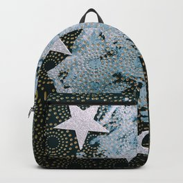 Full Frost Moon Backpack