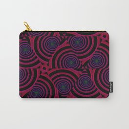 Uneasy About You Carry-All Pouch