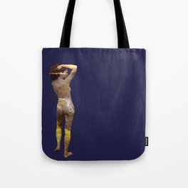 Water Cache Tote Bag