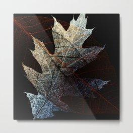 Dark leaf 2 Metal Print