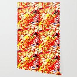 Pop Orange Crush 2 Wallpaper