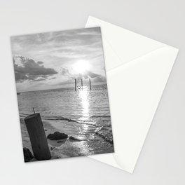Caribbean Sunrise Stationery Cards
