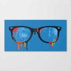 Color Overload Canvas Print