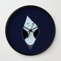 marceline Wall Clocks featuring Marceline by Imagemagnet