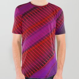 Color Wave ~027~ All Over Graphic Tee