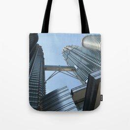 Concourse Level Petronas Twin Tower Wilayah Persekutuan Kuala Lumpur Malaysia Ultra HD Tote Bag