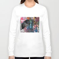 return Long Sleeve T-shirts featuring The Return by Jen Hynds