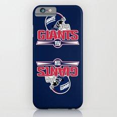new york GIANT iPhone 6 Slim Case